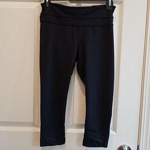 Lululemon cropped leggings EUC